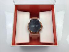 Fossil Venture HR Stainless Steel Touchscreen Women's Smartwatch, Gen 4
