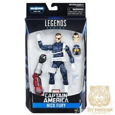 "NICK FURY - Marvel Legends 6"" Captain America Civil War BAF Giant Man - IN STOCK"