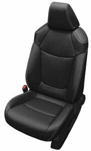 2019 2020 2021 Toyota RAV4 Katzkin Leather Seat Repla Covers LE XLE Hybrid UPick