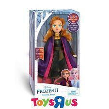 Disney Frozen II Singing Anna Doll