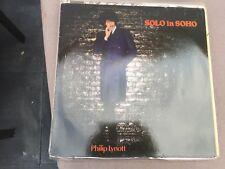 Philip Lynott-Solo In SOHO vinyl album