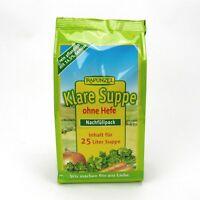 (11,98/1kg) Rapunzel Klare Suppe ohne Hefe vegan bio 500 g Nachfüllpack