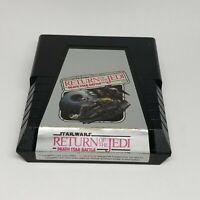 Star Wars Return Of The Jedi Death Star Battle-Atari 2600-1983 Parker Brothers