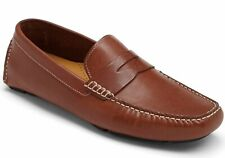 Mens Cole Haan Howland Penny Loafer - Saddle Tan Leather, Size 11 M US [C04534]
