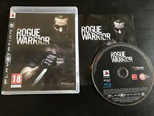 PS3 : rogue warrior