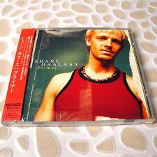 Shane Gaalaas - Primer JAPAN CD Mint W/OBI Cosmosquad #111-4