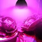 28W LED Grow Light Lamp Bulb Veg Flower Hydroponic Red Blue UV IR Full Spectrum