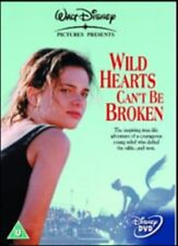 Wild Hearts Can't Be Broken 5017188810845 With Cliff Robertson DVD Region 2