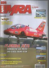 MRA N°834 PLAN : FOURNIER RF-5 / FLORIDA JETS / SOLIUS / MOTEURS BRUSHLESS