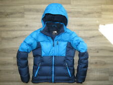 The North Face Floccus Men's Down Insulated Jacket M RRP£270 Ski Coat Blue