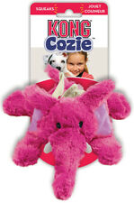 KONG Cozies For Dogs Puppies Small/Medium/Large Various Design Tug Fetch Squeak