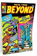 1963 Buch #4 Geschichten aus über N-Mann Johnny Alan Moore 1993 Image Comics F -/F