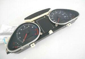 05-08 Audi A6 Quattro Speedometer Instrument Gauge Cluster 170 MPH OEM 173K