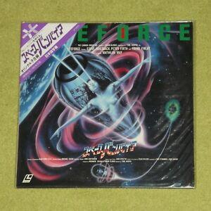 LIFEFORCE [1985/Tobe Hooper] - RARE NEW/SEALED JAPAN LASERDISC (SF078-5063)