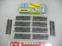 AL255-0,5# 10x Trix Express/International H0/DC 4282 Trenngleis, NEUW+OVP