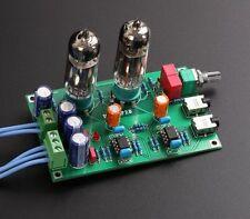 Class A 6J5 Vacuum Tube Preamp Preamplifier Hifi Headphone Amplifier Diy Kits