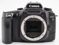 Canon EOS 33 Gehäuse Body Kamera SLR Kamera analoge Spiegelreflexkamera