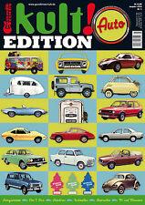 GoodTimes kult! Edition #1 - Auto, Jaguar E-Type, Trabant, Porsche 911, VW-Bulli