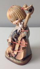 "Anri Ferrandiz 6"" Quintet Nativity Woodcarving Figurine"