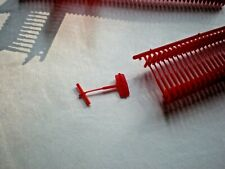 500 1/2 Inch Red Barb for Ty Beanie Baby Hang Tag- use standard tag tagging gun