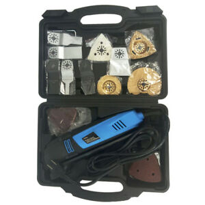 110V/220V Renovator Deluxe Multi-Tool Kit With 37pcs Accessories kits Shovels