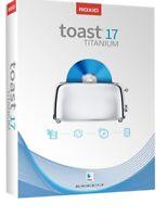 Roxio Toast 17 Titanium | Burn and copy CDs and DVDs, author DVDs | Original
