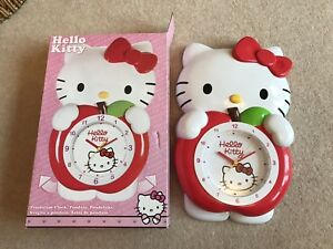 Hello Kitty Pendulum Clock