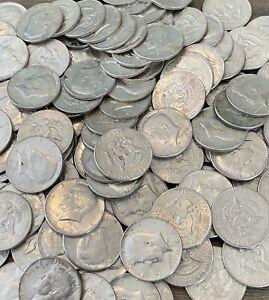 1965 - 1969 Kennedy Half Dollar - Circulated - 40% Silver - Choose Quantity!
