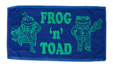 FROG & TOAD (Blue) Extra Large Pub Beer BAR TOWEL