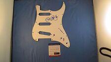 Jon Bon Jovi Signed Guitar Pickguard PSA DNA COA Autograph Bon Jovi Strat