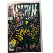 Wolverine Comic Book #63 Marvel Comics 1992 VERY FINE