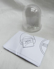 Make Your Own Snowglobe - Snow Globe for your Own Picture or Photograph - Bnib