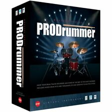 EastWest Pro Drummer 1 & 2  Mac PC Instrument