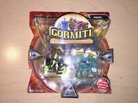 Gormiti Lot Series 1, 2 Pack Figures, Monster And Alien Toys NEW IN BOX NIB