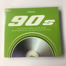 NEW Classic 90's Featuring Robbie Williams U2 MC Hammer Various Artists SEALED