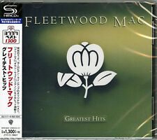 FLEETWOOD MAC-GREATEST HITS-JAPAN SHM-CD C41