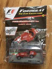 Formula 1 The Car Collection Part 39 Ferrari 375 Indy 1952 Alberto Ascari
