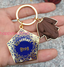 Harry Potter Chocolate Frog Keychain Key Rings 2 Pendant keyrings