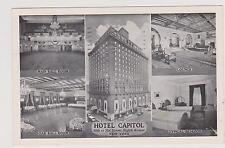 Nyc Hotel Capital Lumitone Multi-View, Eighth & 50Th St. New York City
