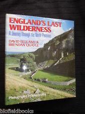 North Pennines: England's Last Wilderness, Brendan Quayle/David Bellamy 1989-1st