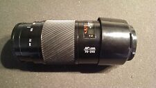 Maxxum AF 70-210mm 4.0 F4 Beercan Telephoto Zoom lens for Sony Alpha/Minolta