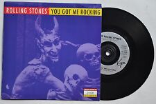Rolling Stones You Got Me Rocking Numbered Limited Edition