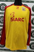 Maglia calcio CATANZARO MATCH WORN shirt trikot camiseta jersey maillot