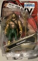 Aquaman Action Figure NEW In WWE Store Repackage