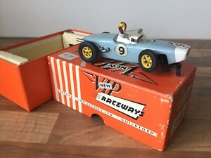 vintage vip raceways slot car r61 lotus Scalextric