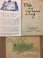 National Life Assurance Papers, Great-West Credit Union Vintage Canada Paper E86