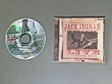 Jack Ingram Live at Gruene Hall: Happy Happy tonight only beat-up ford Band
