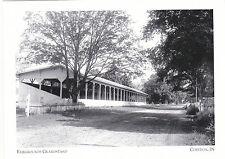 "*Postcard-""Fairgrounds Grandstand"" (Built 1927) *Corydon, Indiana (#185)"