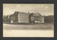 190x WASHINGTON US TREASURY BUILDING UDB UNDIVIDED BACK POSTCARD