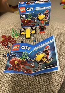 Lego City - 60090: Deep Sea Scuba Diver